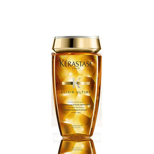 Шампунь-ванна Elixir Ultime