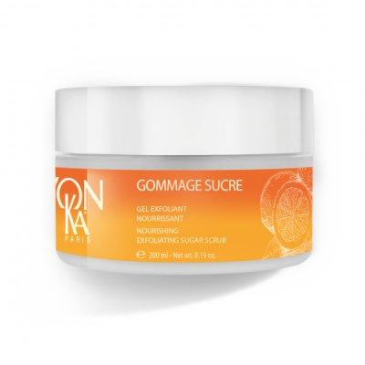 Сахарный скраб Yon-ka Корсика Gommage Sucre Mandarine - Orange Douce